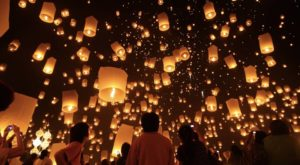 You Don't Want To Miss This Gorgeous Lantern Festival In Pennsylvania This Year