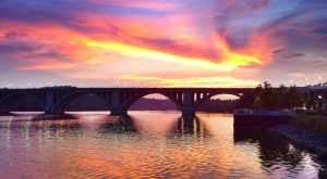 Here Are 11 Stunning Places To Watch The Sun Set In Washington DC That Will Blow You Away