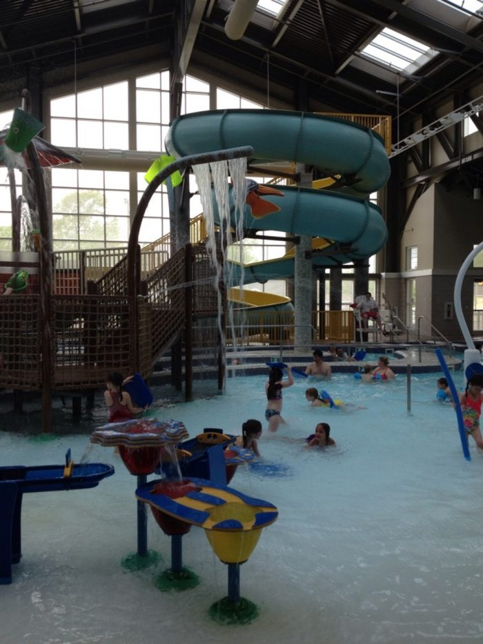 This Indoor Water Park In Mississippi Is A Must Visit