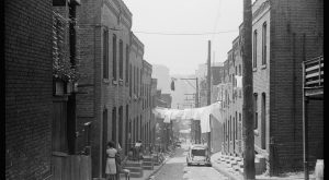 13 Vintage Photos Of Pittsburgh's Streets That Will Take You Back In Time