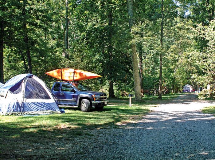 10 Best Rustic Camping Spots In Pennsylvania