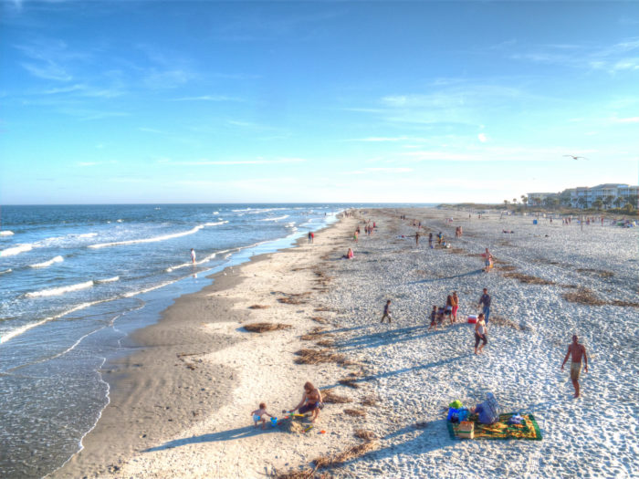 Tybee Island Is Hands Down One Of The Most Beautiful Beaches In Country