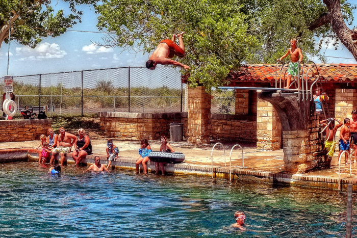 The Largest Natural Spring Fed Swimming Pool In The World Is In Texas In Balmorhea State Park