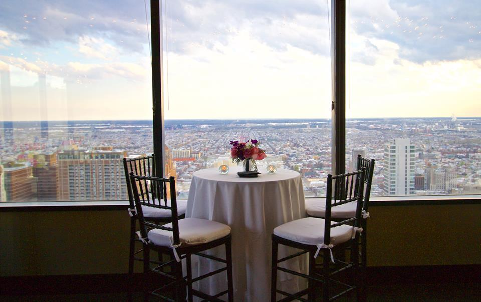 R2l restaurant is pennsylvania 39 s best rooftop restaurant for Best private dining rooms kansas city