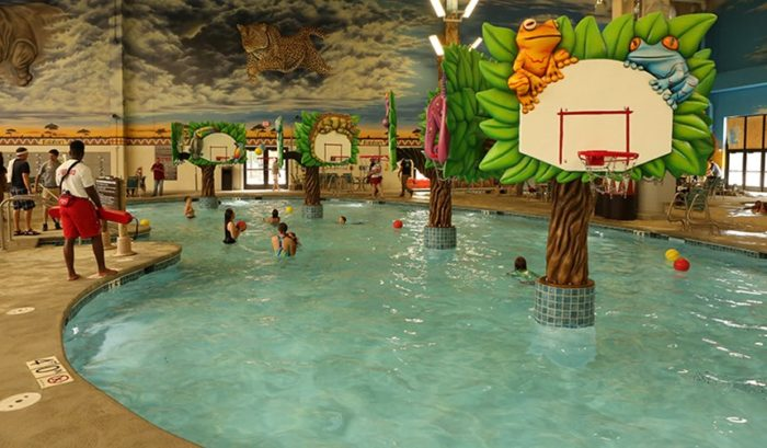 America S Largest Indoor Waterpark Is Kalahari Waterpark