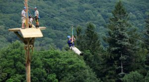 The Epic Zipline Near Pittsburgh That Will Take You On An Adventure Of A Lifetime