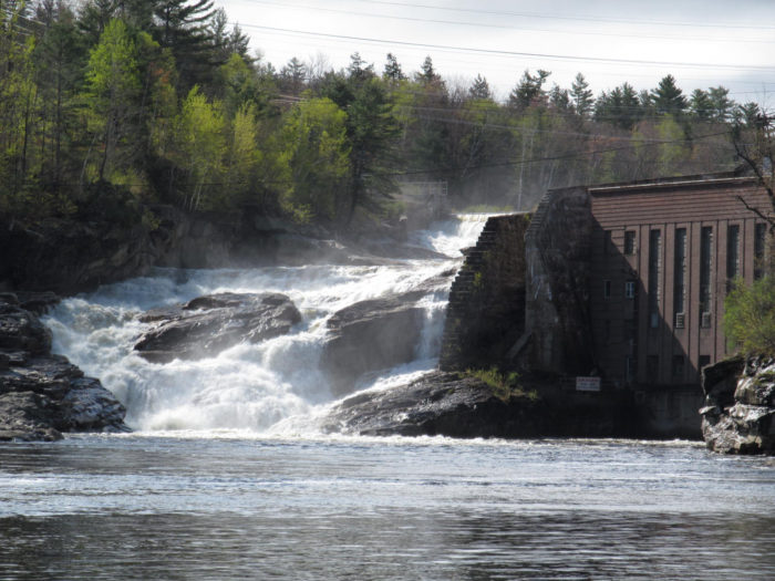 5 Gorgeous Maine Waterfalls Hiding In Plain Sight With No