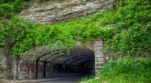 Most People Have No Idea This Unique Tunnel In Iowa Exists