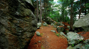 The Little Known Wisconsin Rock Formations You'll Want To Explore