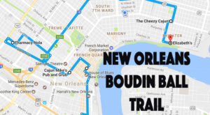There's Nothing Better Than This Mouthwatering Boudin Ball Trail In New Orleans