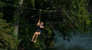 The Epic Zipline In Connecticut That Will Take You On An Adventure Of A Lifetime