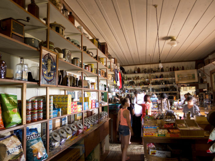 Old Man S Cave General Store : Hawaii s kaupo general store will have you longing for the