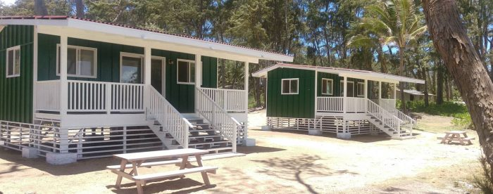 Oahu 39 s malaekahana campground is a beautiful hidden gem for Oahu camping cabins