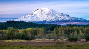 Few People Realize There Are Five Active Volcanoes Right Here In Washington