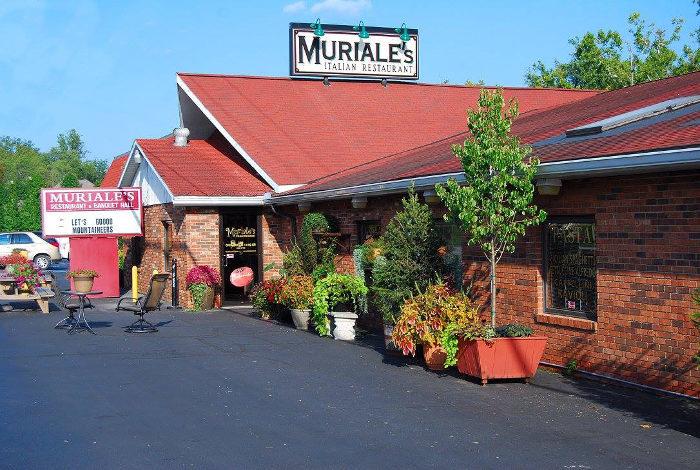 Italian Restaurants In Fairmont West Virginia