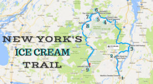 There's Nothing Better Than This Mouthwatering Ice Cream Trail In New York