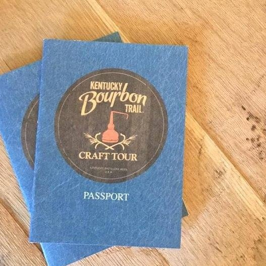 Try the bourbon trail at least once for Kentucky craft bourbon trail