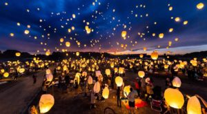 You Don't Want To Miss This Gorgeous Lantern Festival In Kentucky This Year