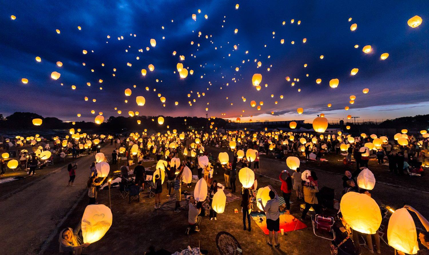 lantern festival_The Most Gorgeous Festival in Kentucky