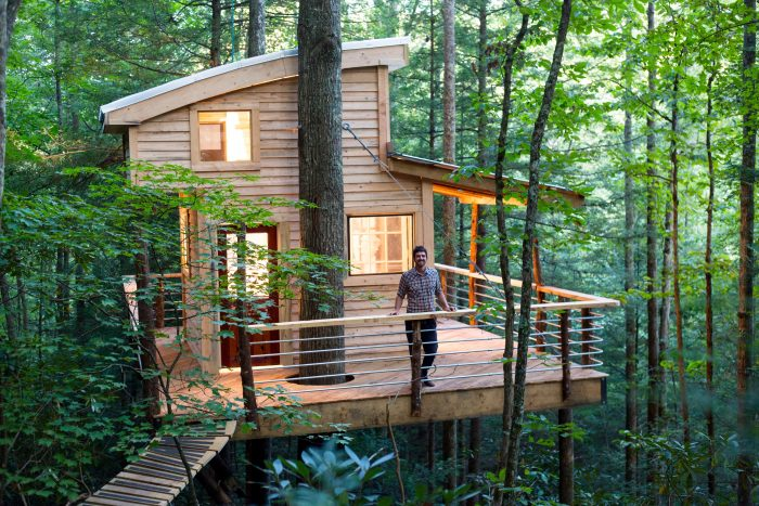 the most epic treehouse in kentucky - Treehouse
