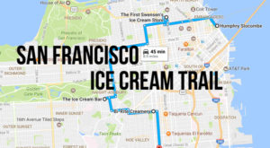 This Mouthwatering Ice Cream Trail In San Francisco Is All You've Ever Dreamed Of And More