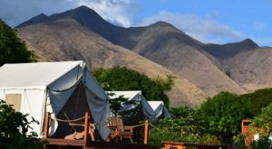 The Secluded Glampground In Hawaii That Will Take You A Million Miles Away From It All