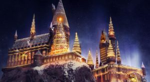 Spend Christmas At Hogwarts This Year In Florida For A Simply Magical Experience