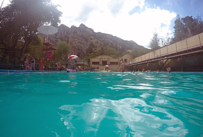 The Incredible Spring Fed Pool In Colorado You Absolutely