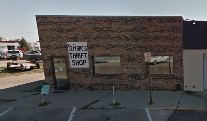 Huron Sd Clothing Stores