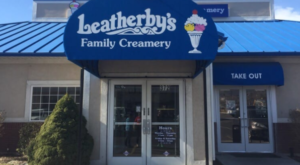 The Family-Owned Shop In Utah That Serves Homemade Ice Cream To Die For