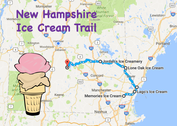 The Ultimate Ice Cream Trail Through New Hampshire | 700 x 501 png 373kB