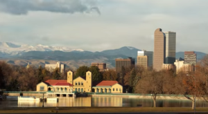 The Amazing Timelapse Video That Shows Denver Like You've Never Seen it Before