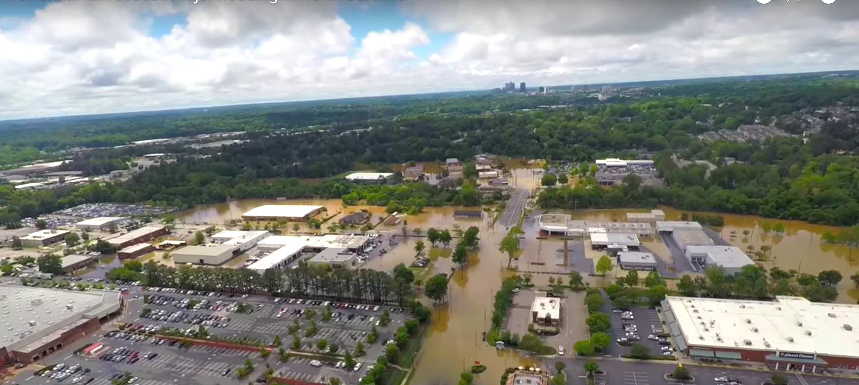 Parts Of North Carolina Are Underwater As Deadly Floods