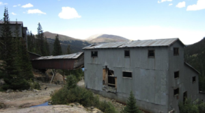 Most People Have No Idea There's An Underwater Ghost Town Hiding In Colorado