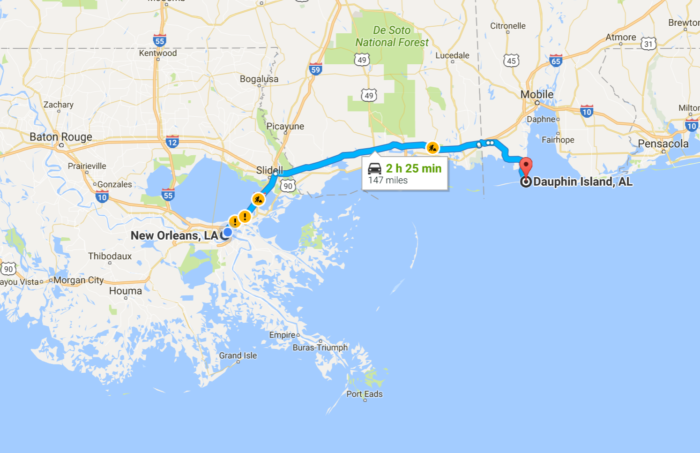We Think You Are Going To Love This Island And It S Really Not That Far Away From Nola