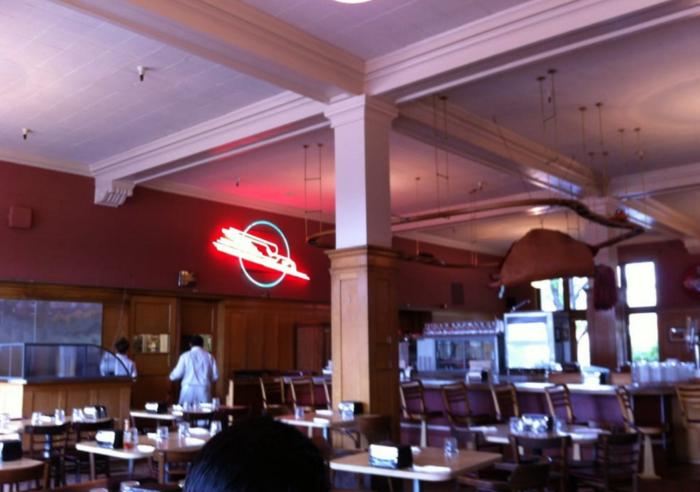 Cafe Rio Salt Lake City Utah State Street