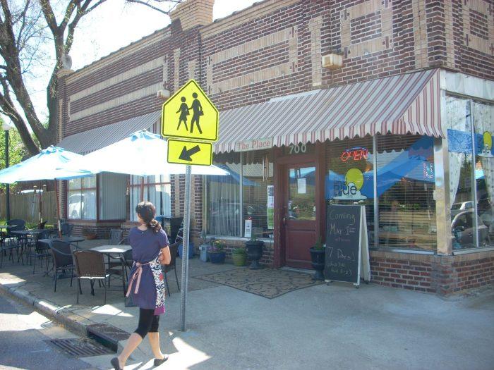 Sky Blue Cafe East Nashville