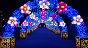 You Don't Want To Miss This Gorgeous Lantern Festival In Tennessee This Year