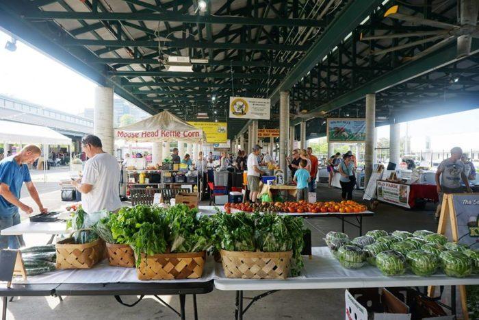 The Nashville Farmers Market Facebook