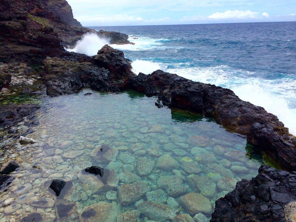 Oahu S Makapu U Tide Pools Are Positively Dreamy