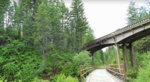 10 Reasons Idaho's Scenic Rail Trail Is Picture Perfect For A Spring Adventure