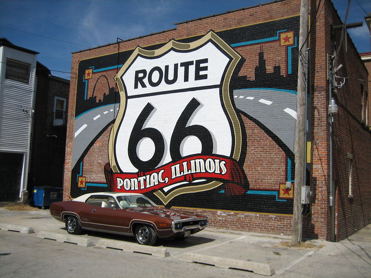 9 of the best stops along route 66 in illinois