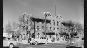 New Mexico's Major Cities Looked So Different In The 1940s. Albuquerque Especially.
