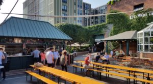 9 Michigan Restaurants With The Most Amazing Outdoor Patios You'll Love To Lounge On