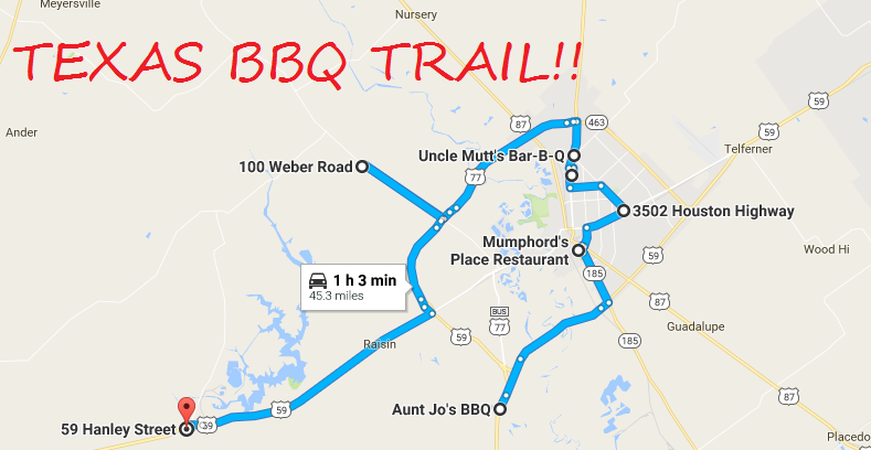 Visit 7 Of The Best Bbq Restaurants In Texas On This Bbq Trail