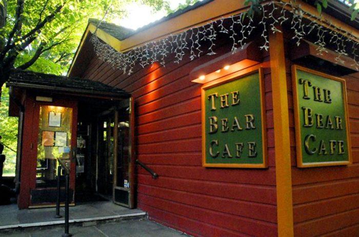 Bear Restaurant Woodstock New York