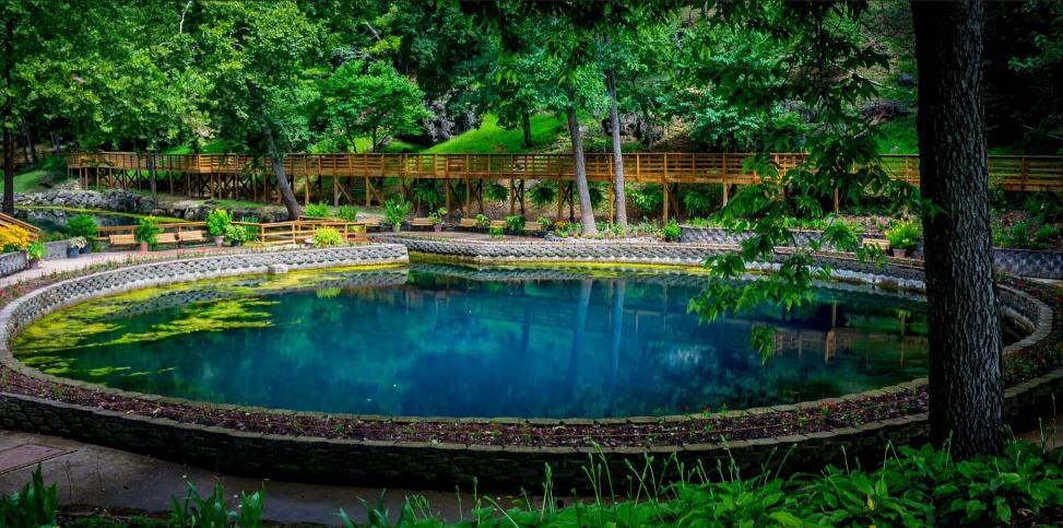 Blue Spring Heritage Center Is The Secret Garden In ...