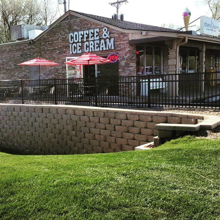 mouthwatering ice cream trail  kansas   youve  dreamed