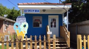 The Tiny Shop In New Orleans That Serves Homemade Ice Cream To Die For