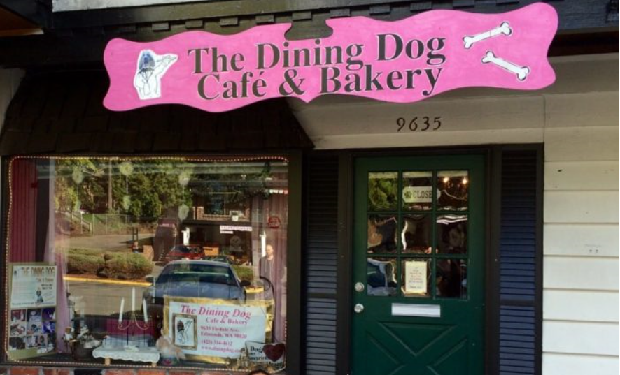 There's A Dog Cafe In Washington And It's Just As Amazing As It Sounds